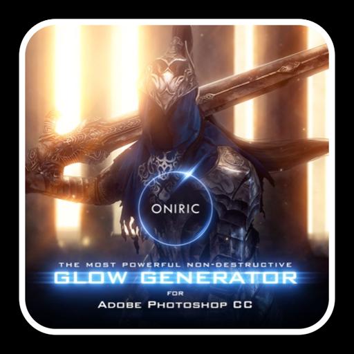 Oniric Glow Generator for Mac(ps光晕效果插件)支持ps 2021