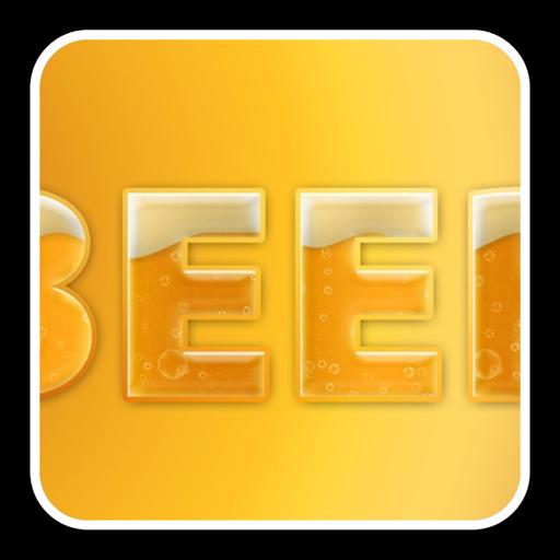 啤酒气泡文本效果Ps样式