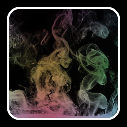 12种经典烟雾效果Ps笔刷