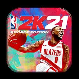 NBA 2K21 Arcade Edition for Mac(篮球体育竞技游戏)