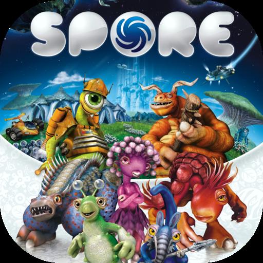 孢子:银河大冒险(Spore) for Mac(模拟经营游戏)