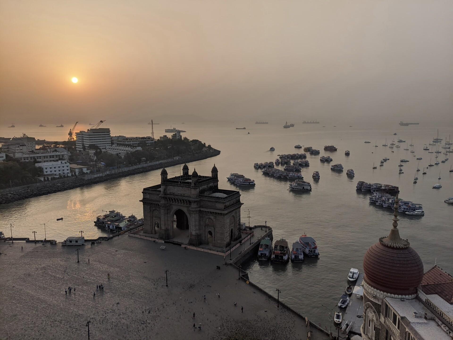 孟买印度高清动态壁纸