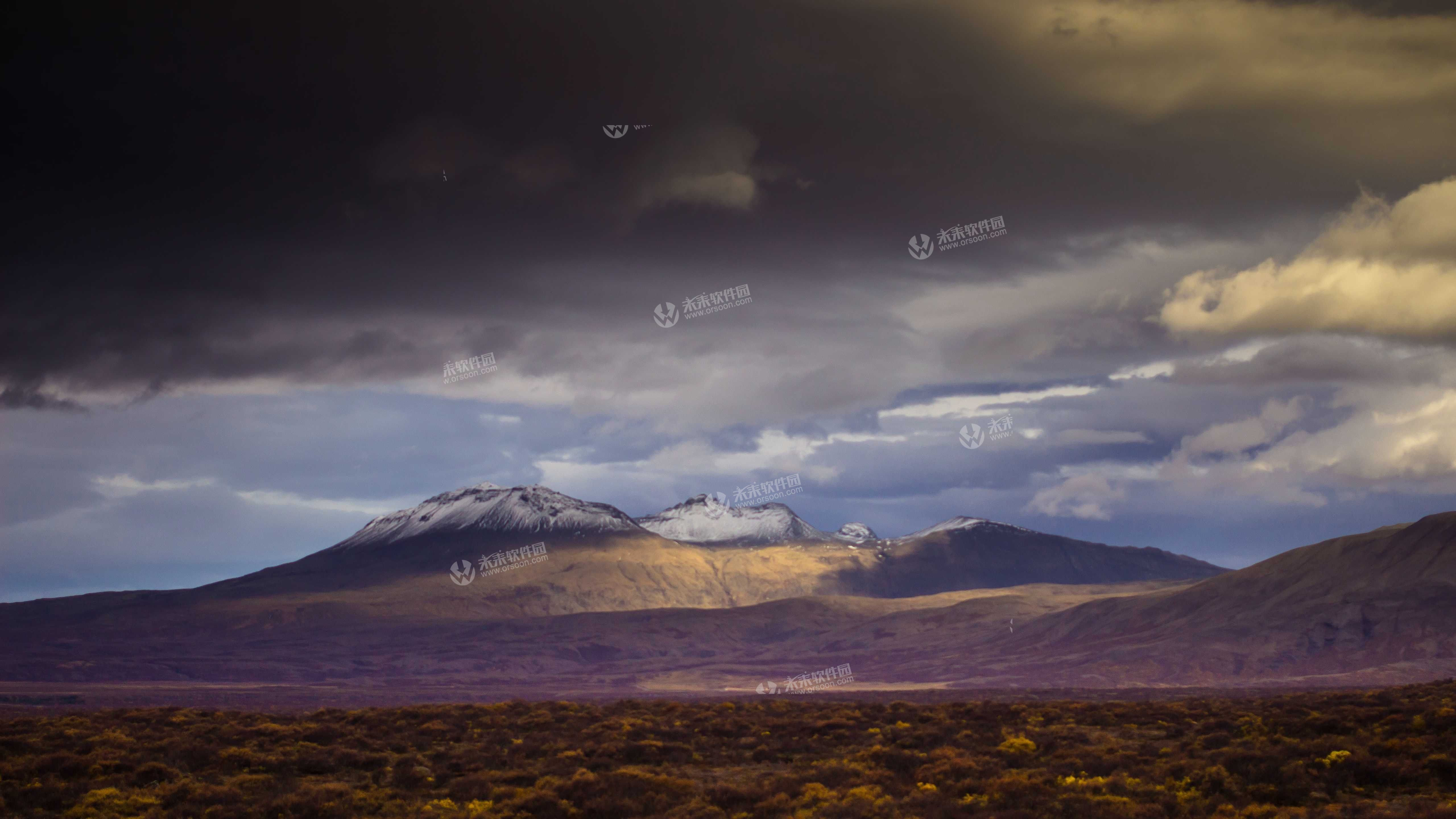 冰岛风景5k动态壁纸