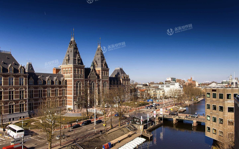 阿姆斯特丹国家博物馆3K动态壁纸