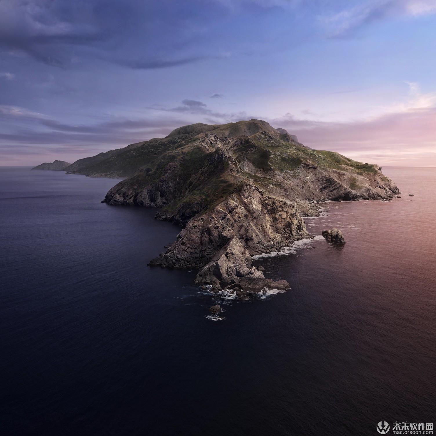 高清海岛风景6k动态壁纸