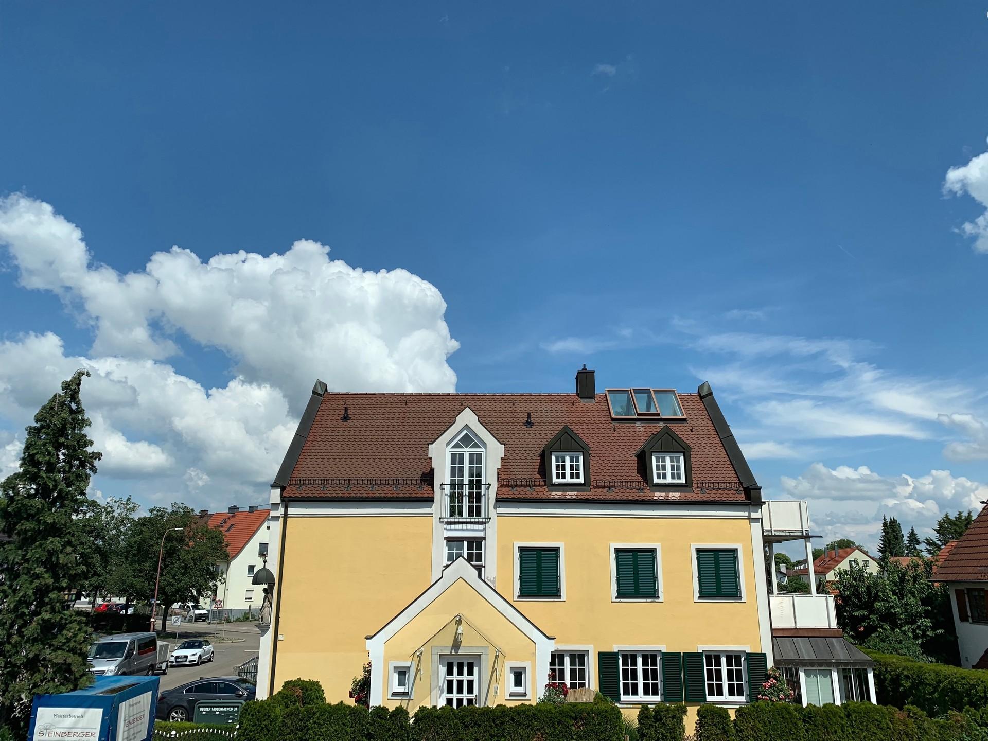 黄房子高清动态壁纸