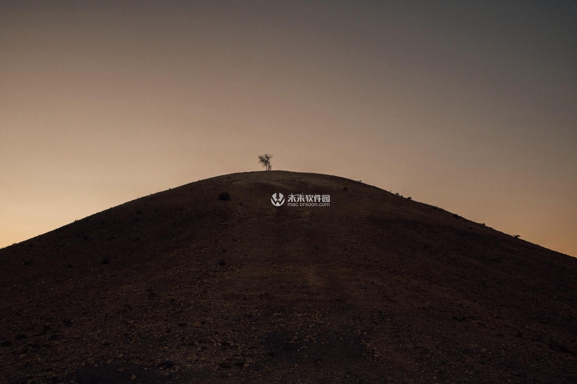 西撒哈拉沙漠5k动态壁纸