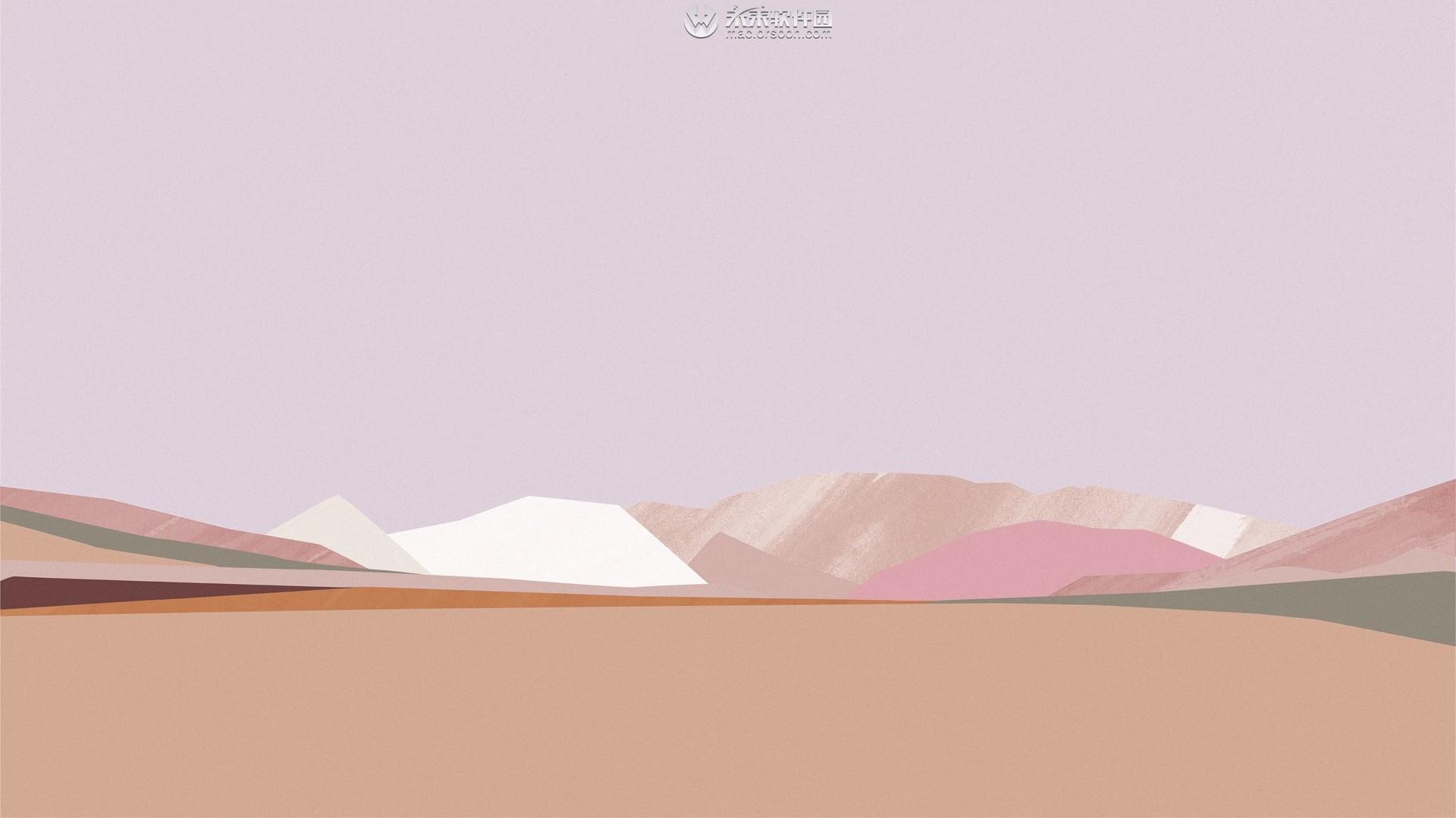 山地景观5K动态壁纸