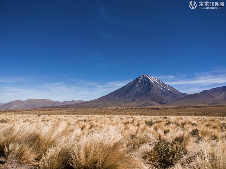 利坎卡武尔火山4k动态壁纸