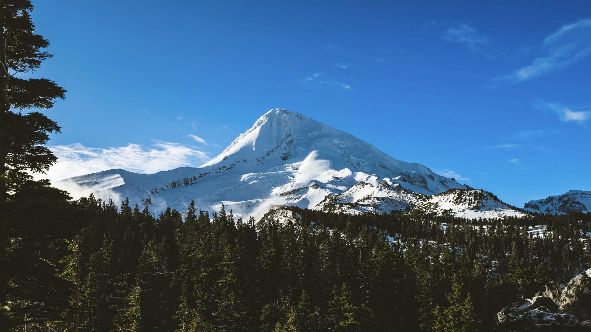 美丽高山风景图片高清动态壁纸
