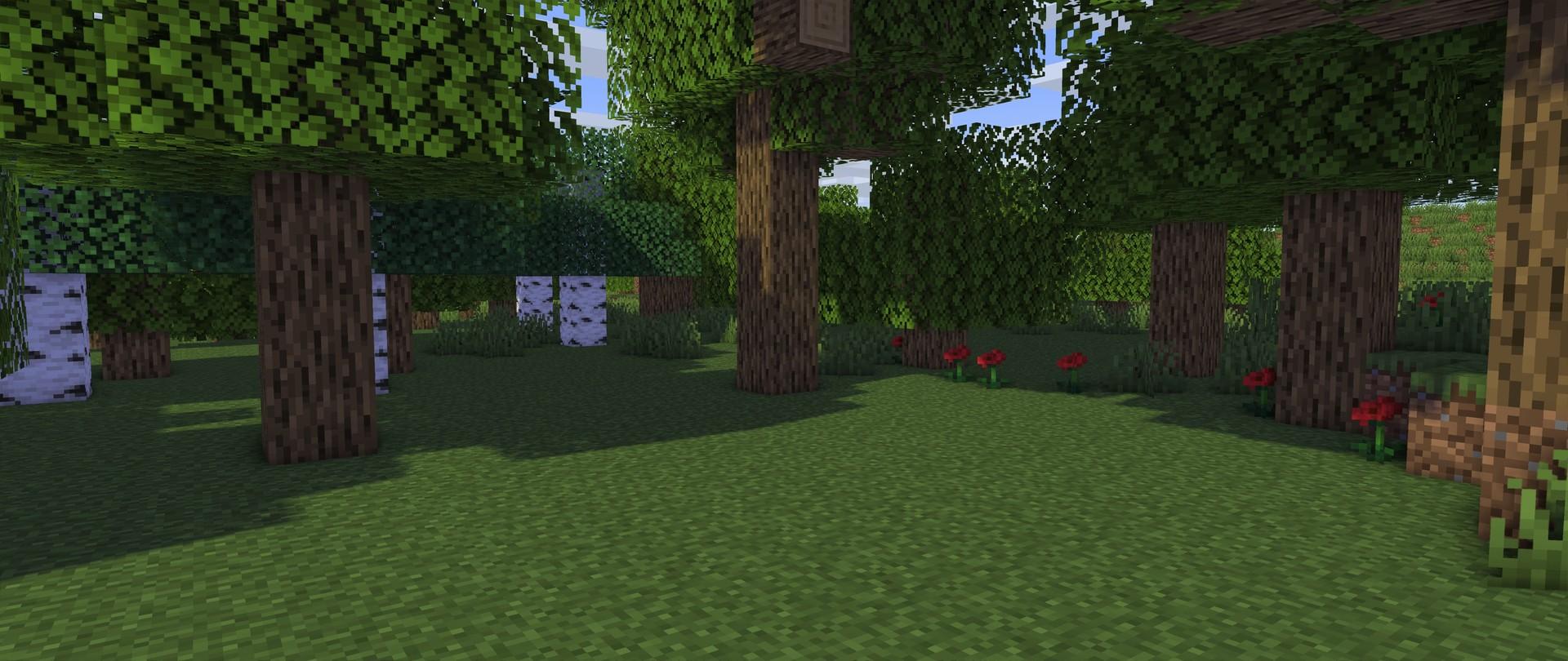 我的世界森林高清动态壁纸
