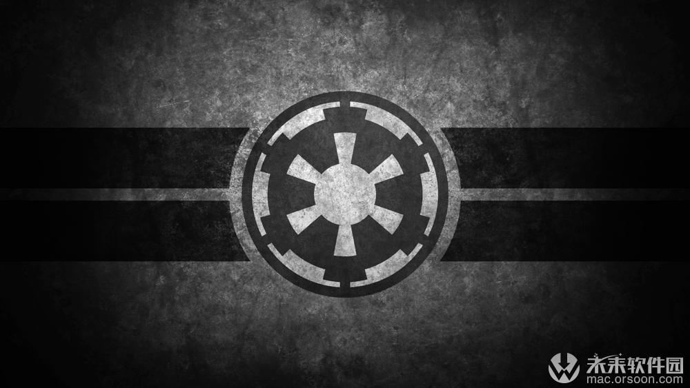 星球大战经典徽标4K动态壁纸