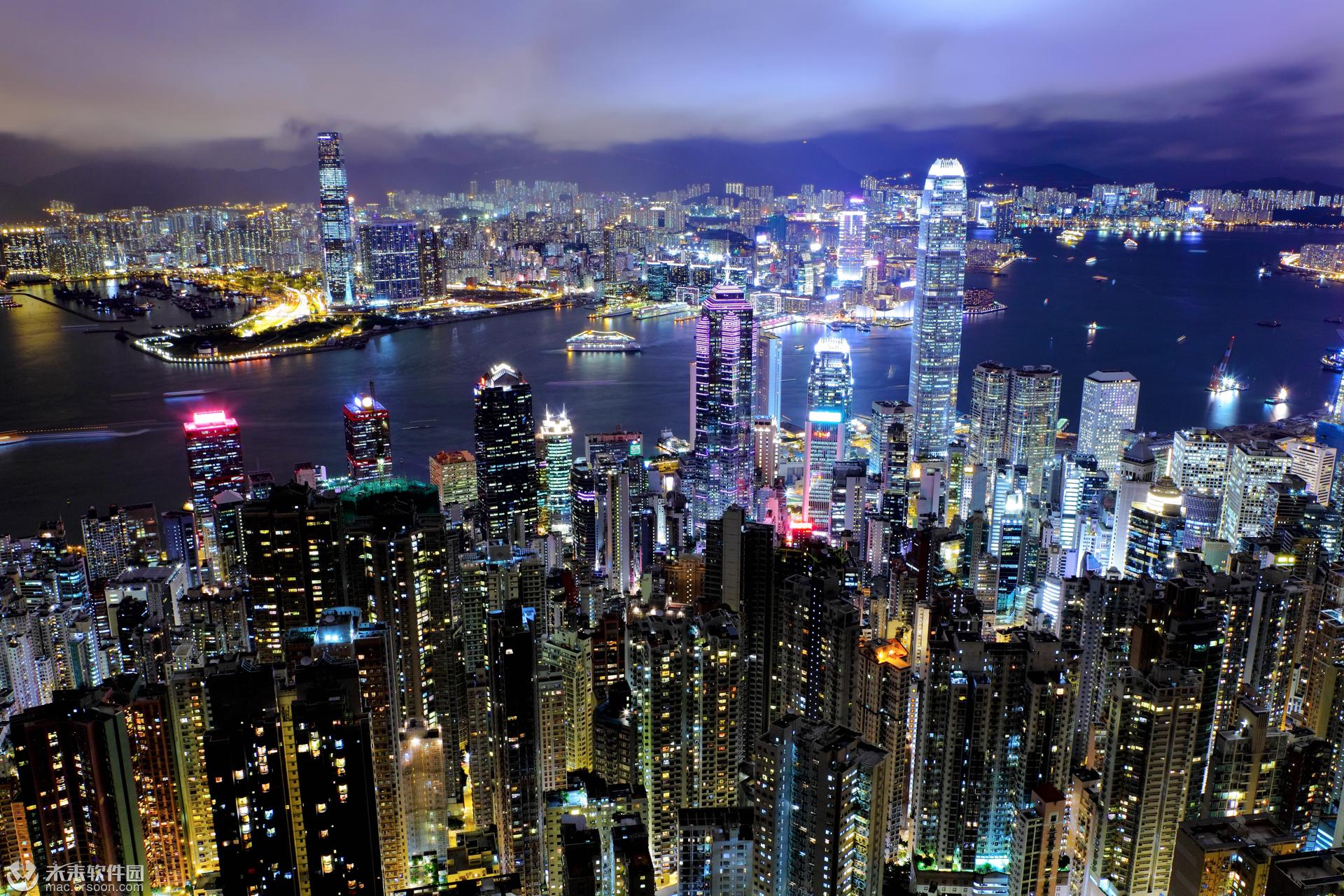 香港高清动态壁纸
