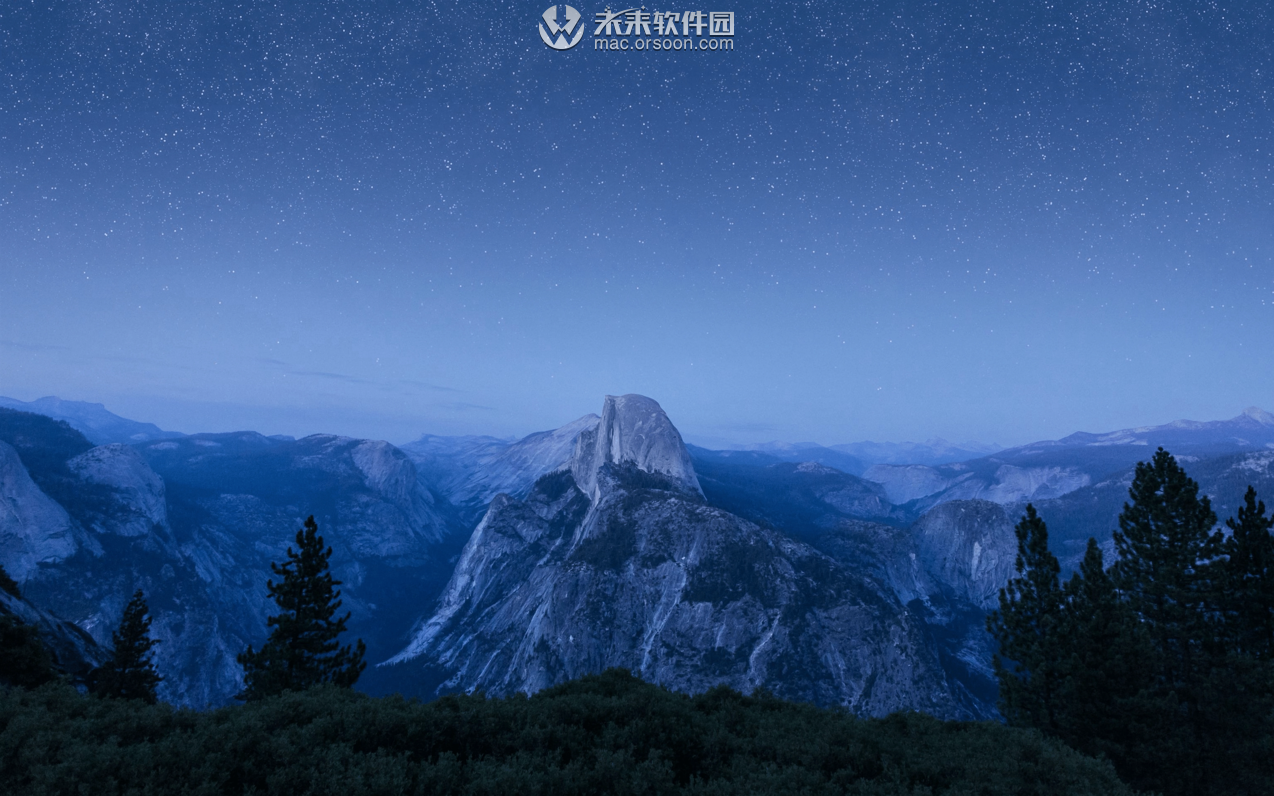 苹果电脑Yosemite高清动态壁纸