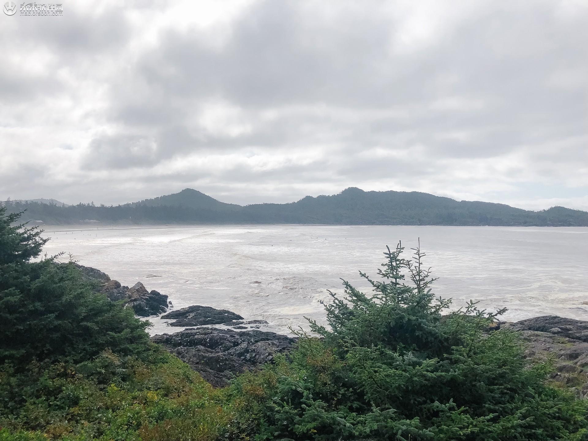 海边美丽风景高清Mac动态壁纸