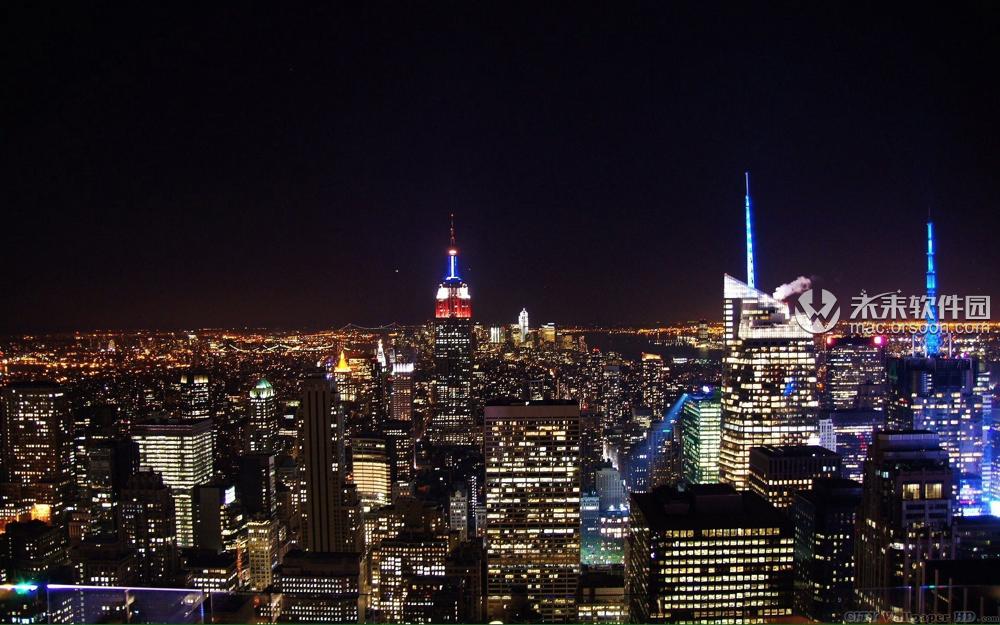 纽约城市动态壁纸