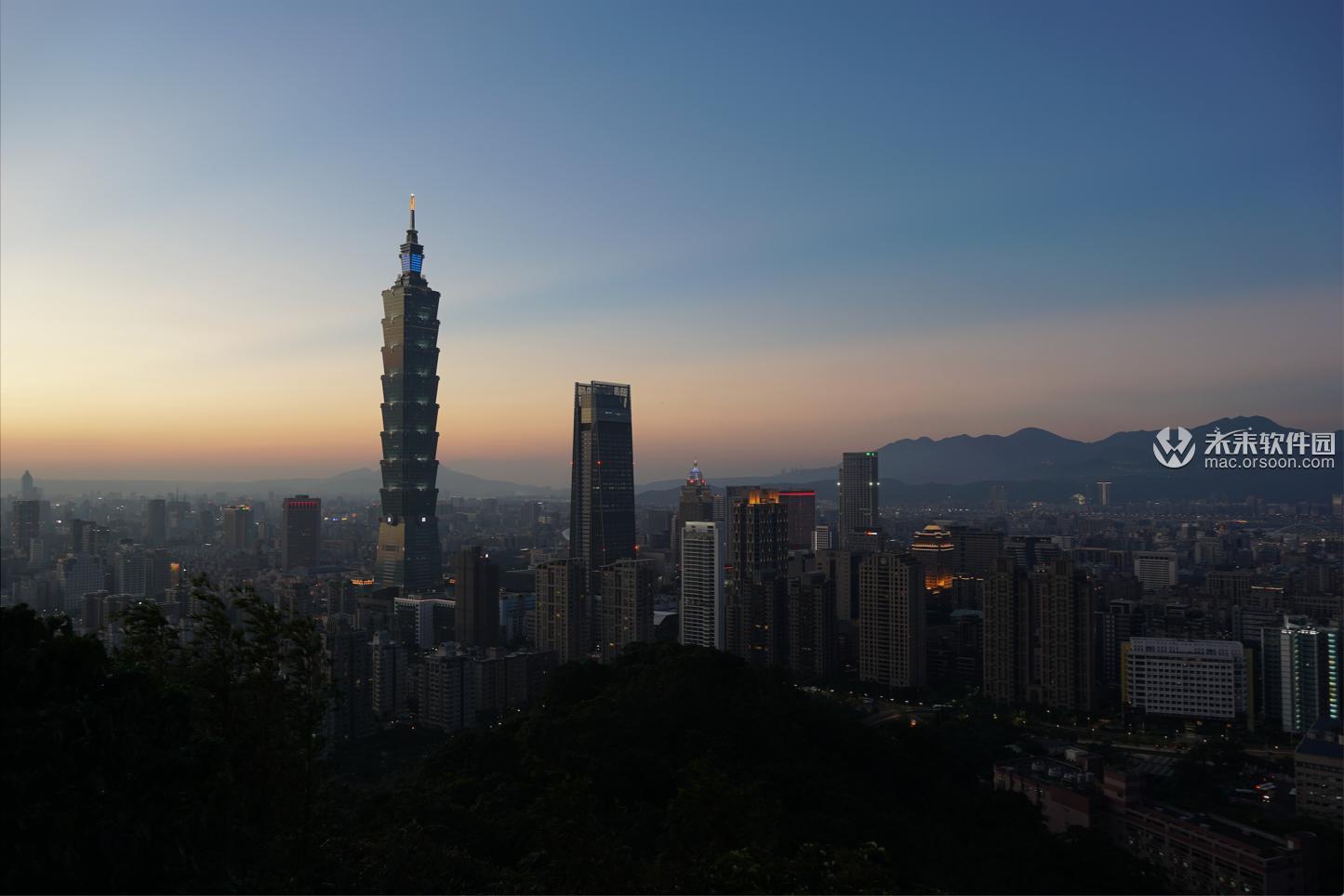 台北101大厦高清动态壁纸