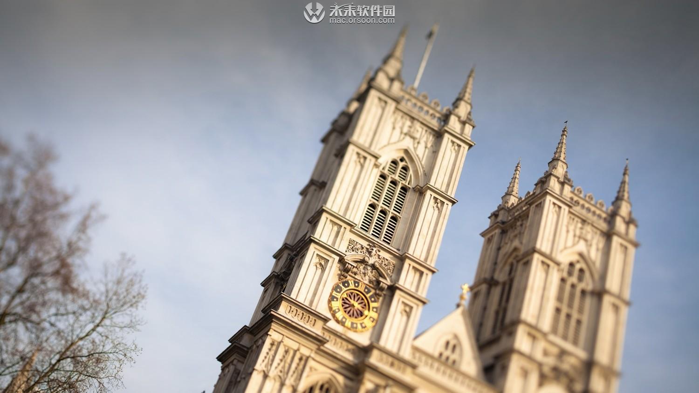 英国伦敦城市风景5K动态桌面壁纸