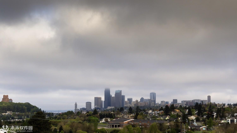 美国西雅图5K动态壁纸