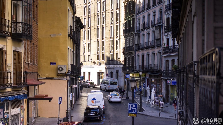 马德里圣多明各5K动态壁纸