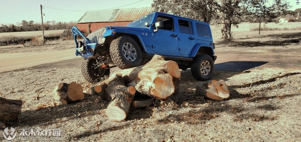 jeep牧马人高清动态壁纸